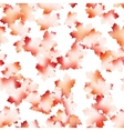 Autumn maple leaves pattern background EPS 10 vector image vector image