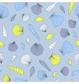 Seashells5 vector image