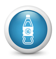 Tea drink Bottle icon vector image