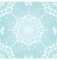 Seamless gentle christmas pattern vector image