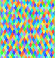 rhombus pattern seamless background vector image