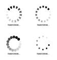 transferring icon vector image