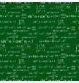 formula seamless vector image vector image