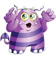 Halloween Monster 2 vector image