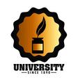 university concept vector image