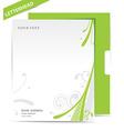 Paper envelope vector image