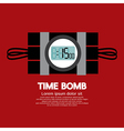 Time Bomb vector image
