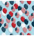 american balloons vector image vector image