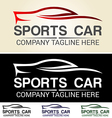 Car logo 2 vector image