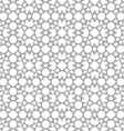 Delicate ethnic seamless pattern vector image