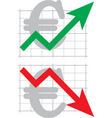 Exchange rate vector image