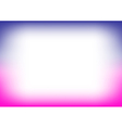 Cosmic Purple Blue Pink Copyspace Background vector image