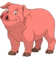 Adult funny piggy vector image