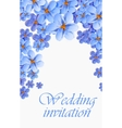 Greeting card watercolor can be used as vector image