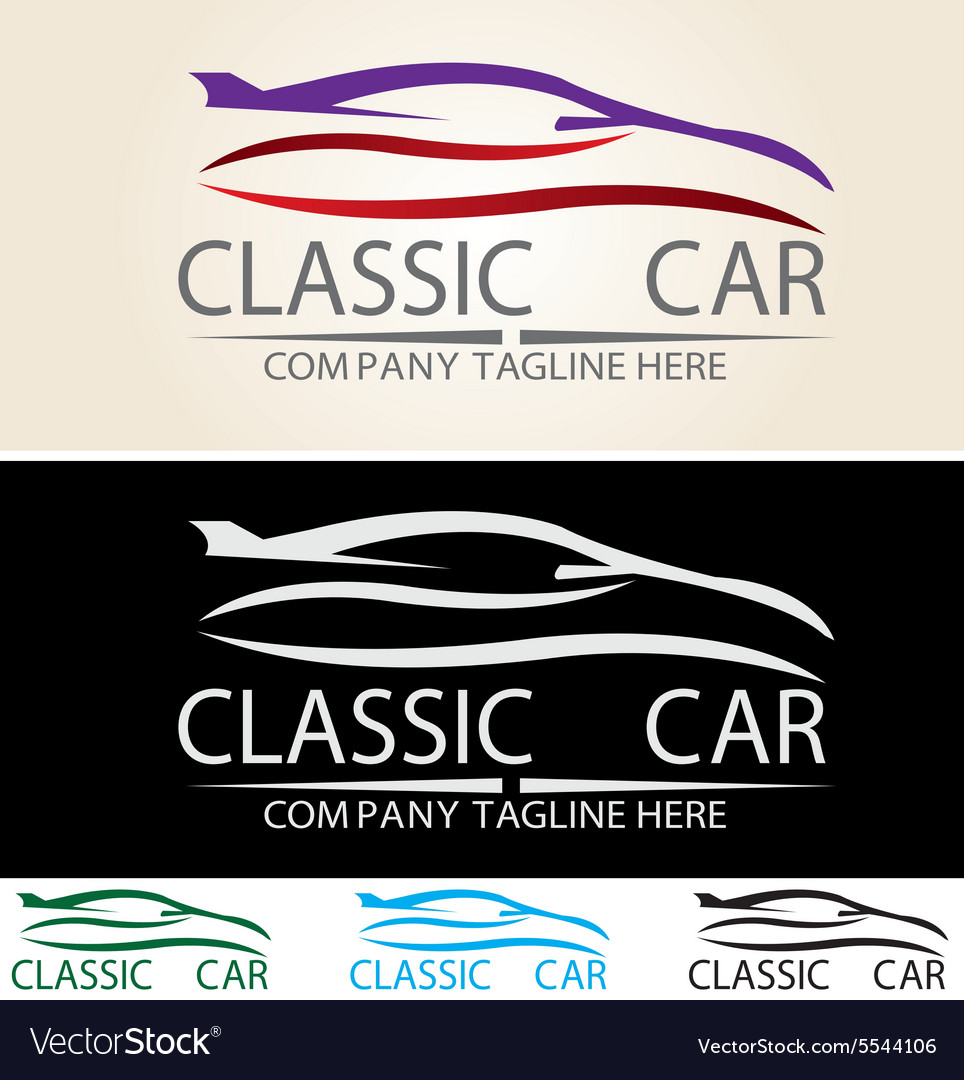 Car logo 5 vector