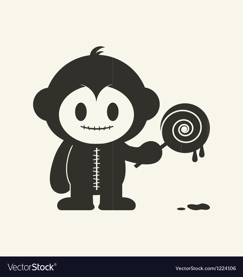 Monkeystein 3 vector
