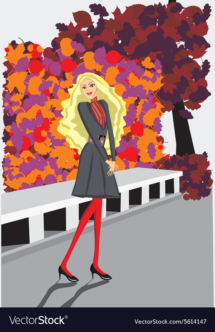 Autumn 3 vector