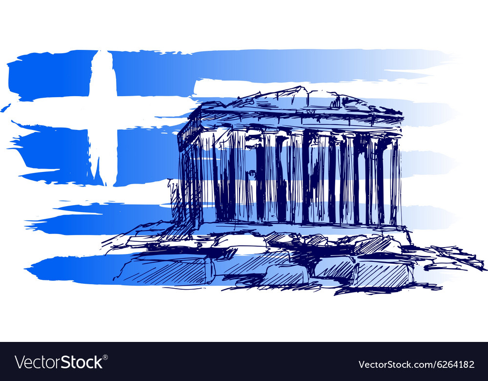 Greek motive vector