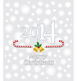 2014 Christmas vector image