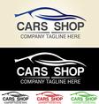 Car logo 4 vector image