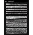 Chalk Lines textures vector image