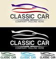 Car logo 5 vector image