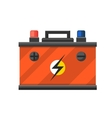 Accumulator battery energy power and electricity vector image