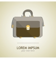 flat case icon isolated vector image