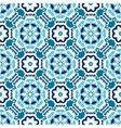 seamless tiled design vector image