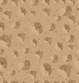 Sand seamless pattern 4 vector image