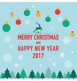Christmas 01 01 vector image