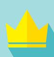 Crown Icon-01 vector image vector image