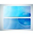 Abstract Aqua Background I vector image vector image