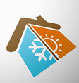 climate control Stock vector image
