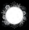 new year frame vector image