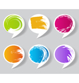 set of selling tags vector image
