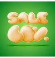 Baloons Discounts Sale concept icons for shop vector image