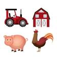 Farm fresh graphic vector image