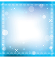 abstract background with decorative frame - eps 10 vector image vector image