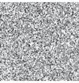 Glitter silver seamless texture vector image