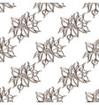seamless pattern from outline drawings of large vector image