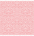 Traditional Japanese seamless pattern vector image
