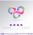 Business Design elements vector image
