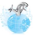 environmental protection vector image vector image
