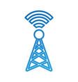 signal broadcasting radio transmitting and vector image