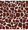 animal print background pattern vector image