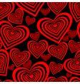 valentines wallpaper vector image