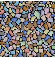 Colorful stones vector image vector image