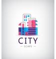 City logo vector image