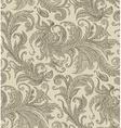 Handmade unusual seamless pattern Exotic floral vector image